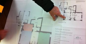 Turriff Municipal Hall plans
