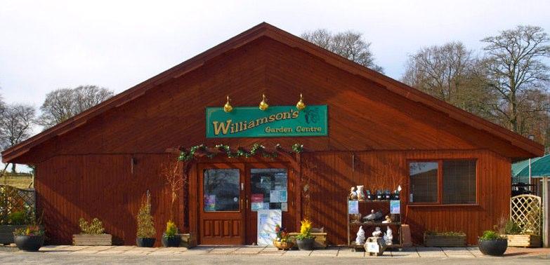 Williamson's shop front