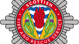 Scottish Fire and Rescue Service crest