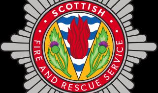 Scottish Fire and Rescue Service crest