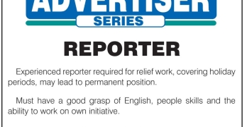 advertiser reporter advert