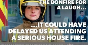 Join Scotland's fight against fire this Bonfire Night