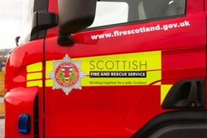 Stay safe this winter say Scottish Fire and Rescue Service