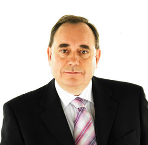 Alex Salmond supports keeping registration services in Turriff