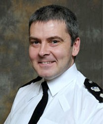 Chief Superintendent Mark McLaren