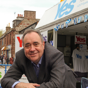 Alex Salmond continues to support keeping registration services in Turriff