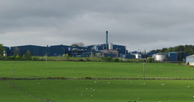 Woodhead Brothers site seen from the rear.