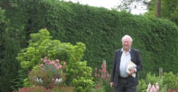 Turriff Gardens 2014 Judge