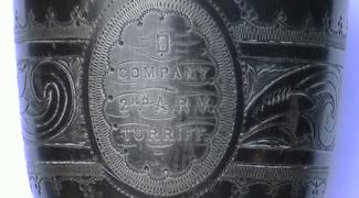 Inscription D Company 2nd ARV Turriff