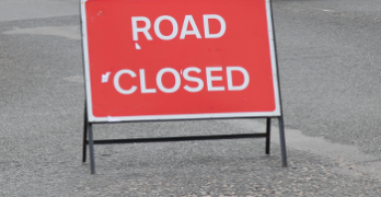 A947 at King Edward closed this weekend