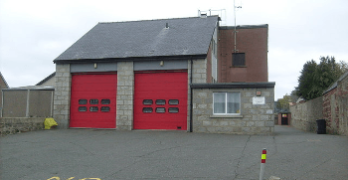 Turriff Fire Station