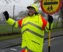 Relief Crossing Patroller Markethill School