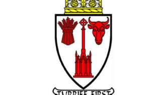 Turriff and District Community Council emblem.