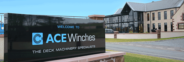 ACE Winches office