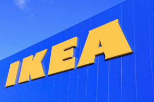 Artists impression of the new Aberdeen IKEA store