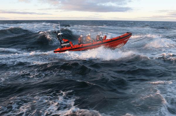 Macduff lifeboat