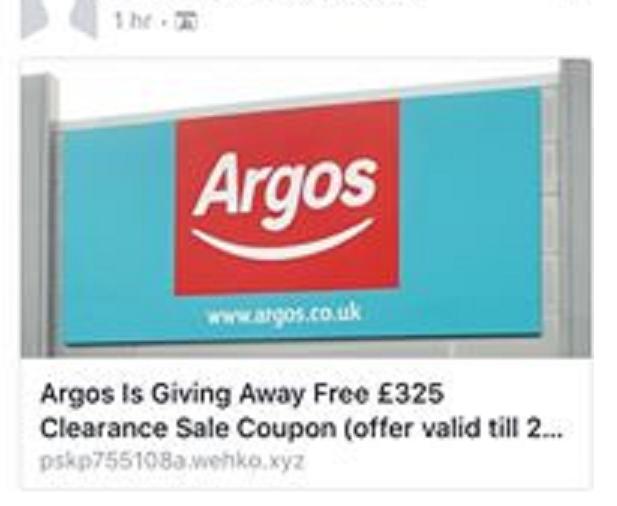 argos-scam