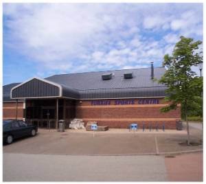 Sports hall to close for two weeks