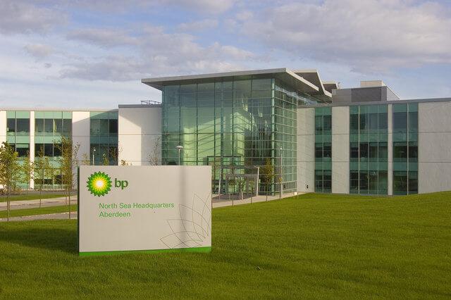 BP North Sea Headquarters