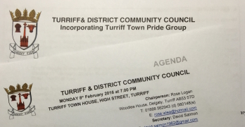 Turriff and District Community Council elections