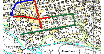 Turriff May Day road closures and restrictions