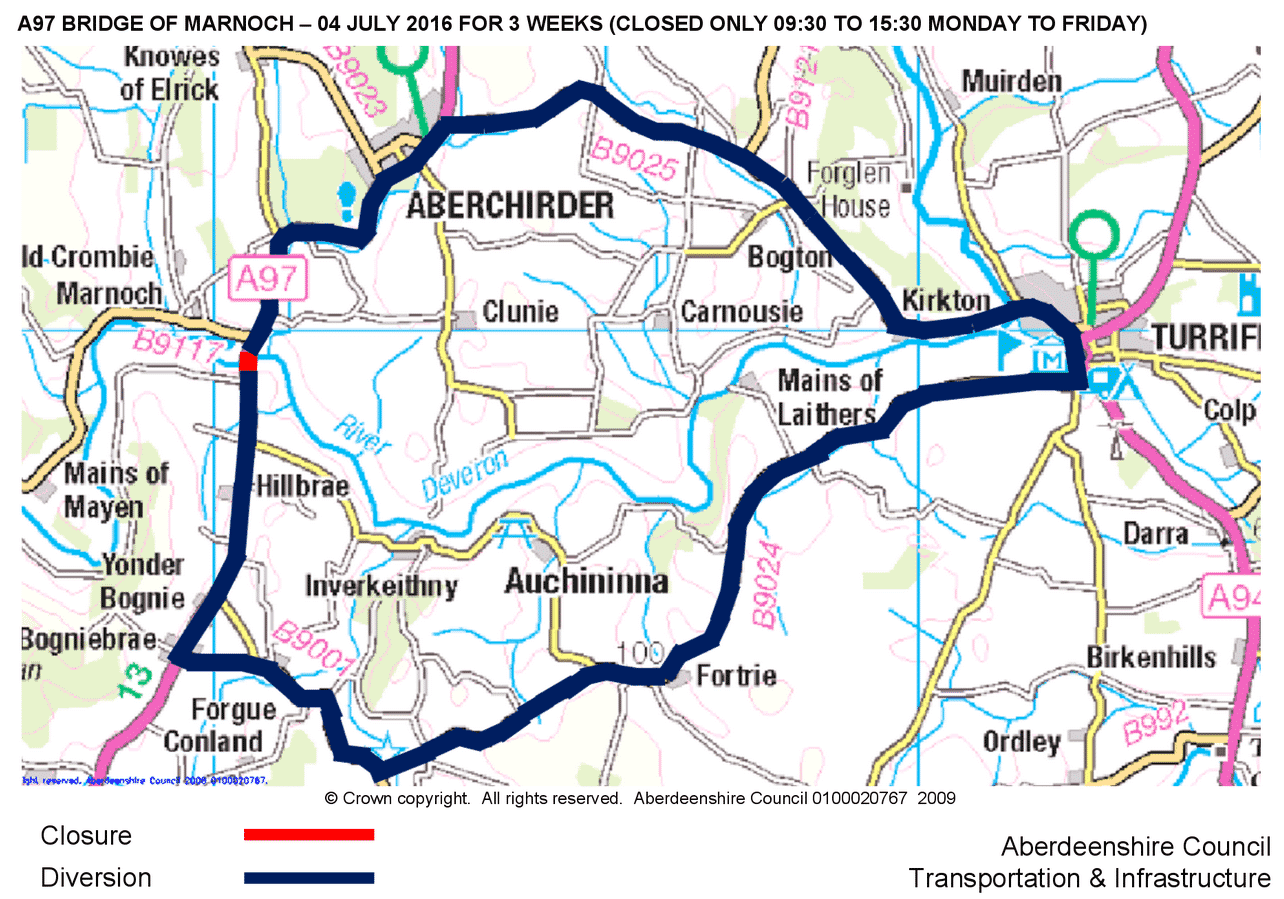 bridge-of-marnoch-closure