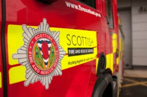 Farm fires in Aberdeenshire fall for second year