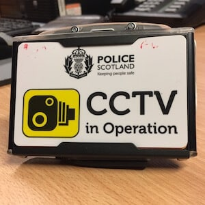 CCTV Body camera