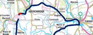 Auchentoul Bridge to be closed weekdays for 10 days
