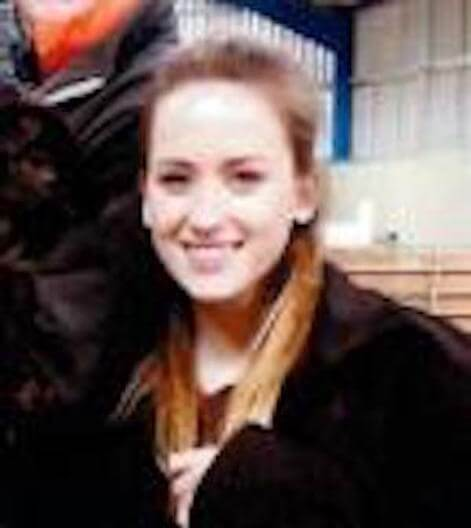 Aimee Wheelhouse who is missing in the Banff area