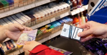 Increased enforcement visits to tackle underage tobacco sales