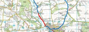 C2S between Knockiemill and Deveron Road closed for three weeks