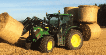 NFU Scotland are urging members to protect their property