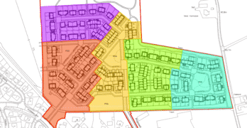 Plans for 231 affordable homes in Turriff submitted