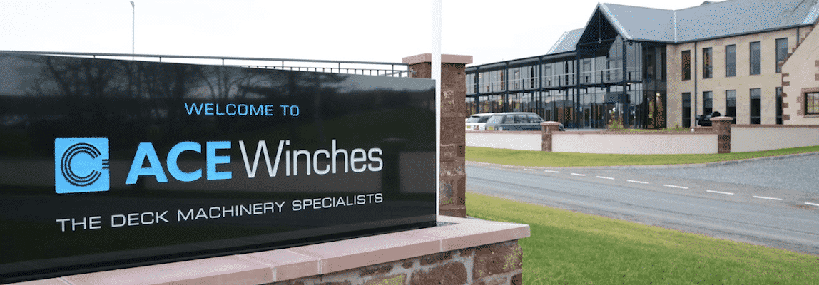 Ace Winches head office