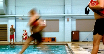 Training for National Pool Lifeguarding Qualification available