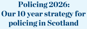 Policing 2026 a public consultation