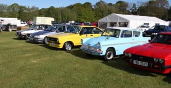 Turriff & District Vintage and Classic Club Rally 2017
