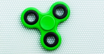 Fidget spinners – warning from Aberdeenshire Trading Standards