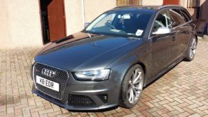 Police Scotland appeal for information after car stolen in Turriff