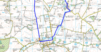 Auchry Road closed for three days