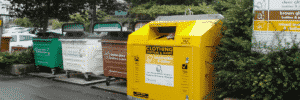 Changes to Aberdeenshire Council mini recycling points