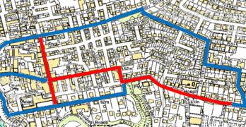 Turriff Armistice Parade road closures
