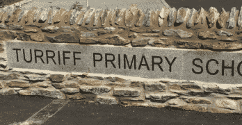 Turriff Primary School Nursery rated as 'Good' during inspection