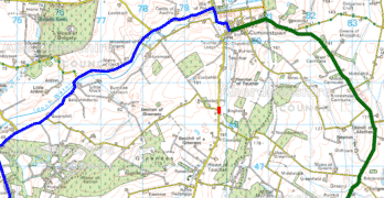 Teuchar Road Cuminestown closed for five days