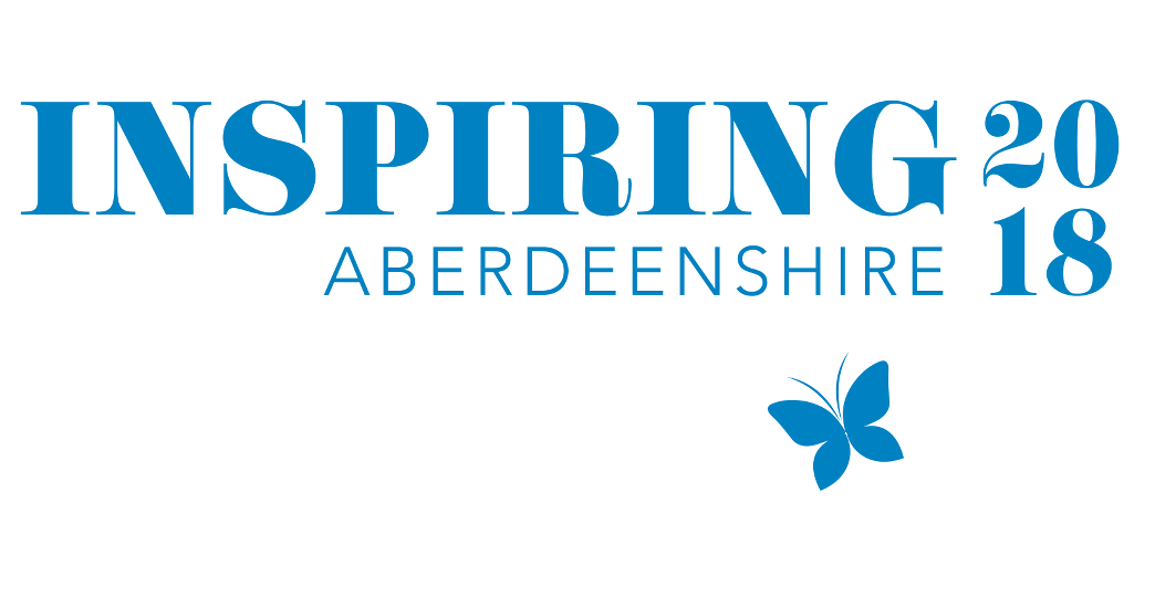 Inspiring Aberdeenshire – Inspirational Volunteer award winner Morag Lightning