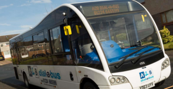 Turriff Town & Circular bus routes changes take place on 19 November