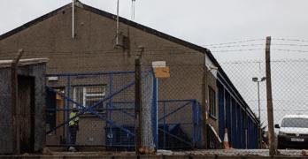Break in at Turriff roads depot
